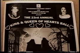 The 23rd annual King and Queen of Hearts ball : my haunted valentine : an evening of dead legends