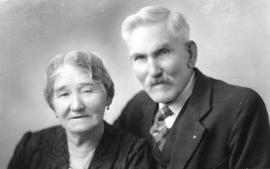 [Mr. and Mrs. John Henry Scales]