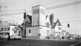 First United Church [320 E. Hastings St.]