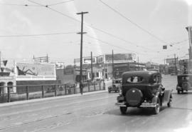 [Granville Street between Beach Avenue and Pacific Street]