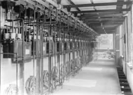 [Interior of electric power station]