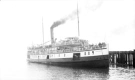 "[S.S. ""Cheam"" on Howe Sound Excursion Service]"