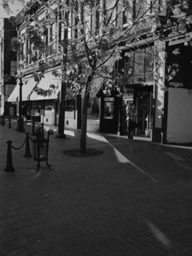 In Gastown [by Gaoler's Mews]