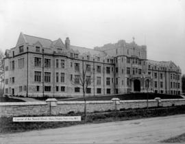 Convent of the Sacred Heart, Marine Heights, Point Grey, B.C. [later St. George's School]