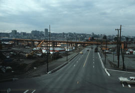 Cambie Bridge Construction [5 of 76]