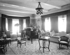 Interior of Mr. Begg's house - Shaughnessy