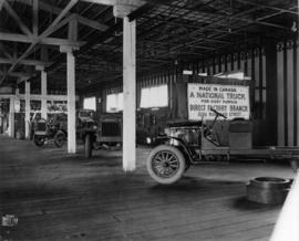 Manufacturing. Pavilion 1915 : [National Truck display]
