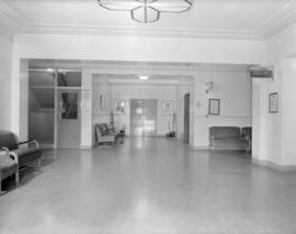 Shaughnessy Hospital [hallway to offices]