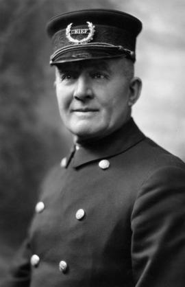 J.H. Watson, New Westminster Fire Chief