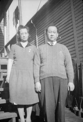 Lillian and Foon Wong