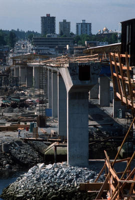 Cambie Bridge Construction - #20 [9 of 24]