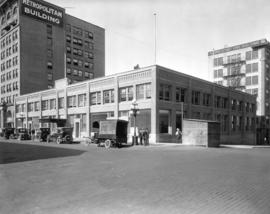 [Vancouver Merchants' Exchange building, 815 West Hastings Street]