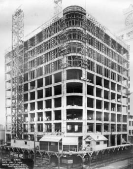 [Construction of Birks Building]