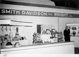 Smith, Davidson and Wright display of cleaning products