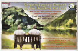 Seniors legacy project at the healing retreat : Positive Living BC retreats