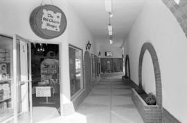 The Old Cheese Shoppe entrance