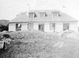 [Job no. V-1 : Residence of Mrs. C.J. Coultas, Oak Bay, Victoria B.C.]