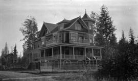 [Residence of R.D. Rorison at 3148 Point Grey Road]
