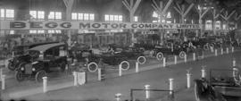 Begg Motor Co. Exhibit at Vancouver Exhibition