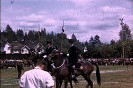 Horse shows - 1947 to 1950