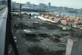Cambie Bridge Construction [10 of 76]