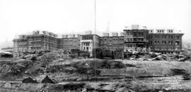 Provincial Mental Hospital - Female Chronic Building - Pacific Engineers, Limited, Contractors