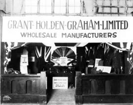 Grant-Holden-Graham wholesale manufactured goods display