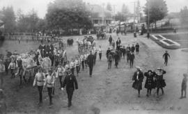 May Day [parade], New Westminster, B.C.