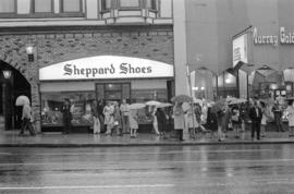 Sheppard Shoes and Murray Goldman