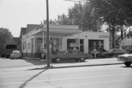 3000 Block Cambie Street, Texaco Garage