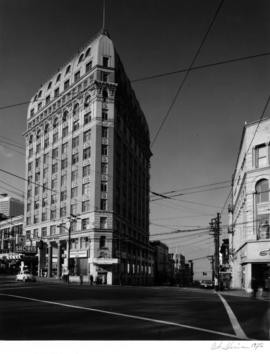 Dominion Building, Cambie Street and Hastings Street