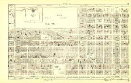 Sheet D : Imperial Street to Trutch Street and Fourth Avenue to Sixteenth Avenue