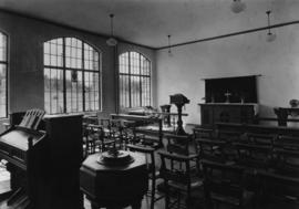 Chapel of Anglican College [later part of the Vancouver School of Theology]