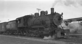 G.N.R. [Steam,] Freight Eng. [#]1099 [Class 22-8-0] at Bellingham
