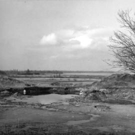 [View of Lake Terrell Game Range]