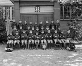 St. George's School Wolf Cub Pack - Summer 1938