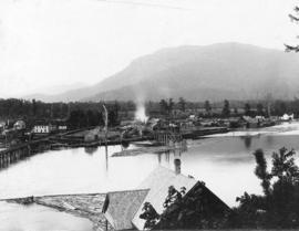 [View of Harrison Mills]