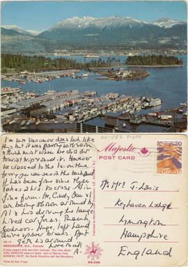 [Coal Harbour and Stanley Park]