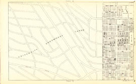 Sheet J : University Endowment Lands to Wallace Street and Twenty-seventh Avenue to Thirty-eighth...