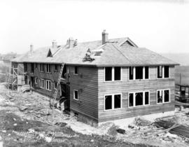 "Provincial Mental Hospital - Essondale, B.C. - E.H. Shockley ""Contractor"""