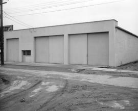 [Industrial garages]