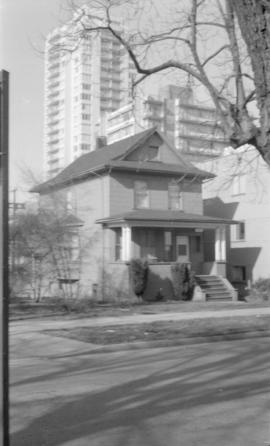 [House at] 1822 Nelson Street