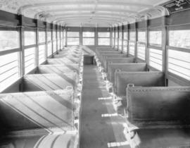 Interior of West Vancouver [Municipal] Bus