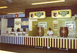 Buckeye Root Beer concession