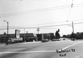 Victoria Drive and 33rd [Avenue looking] east
