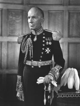 [His Excellency the Right Honourable] Vincent Massey