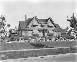 [Photograph of William Dick residence : job no. 189]