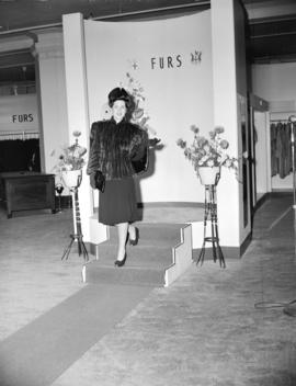 Hudson Bay Company fashion show