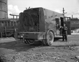 B.C. Electric - Line Truck