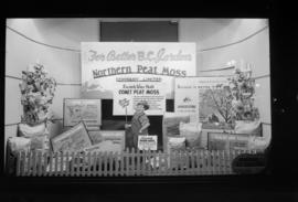 B.C. Electric Co. Display - Northern Peat Moss
